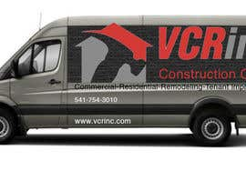 #25 for vehicle wrap design by yeasinn