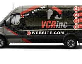 #16 for vehicle wrap design by mrsi