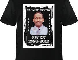 #36 for Memorial T-shirt by SALESFORCE76