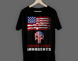 #64 for T shirt design for Americans Guns lovers af raihan397
