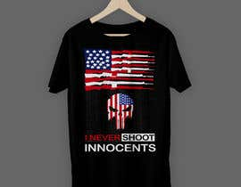 #66 for T shirt design for Americans Guns lovers af raihan397