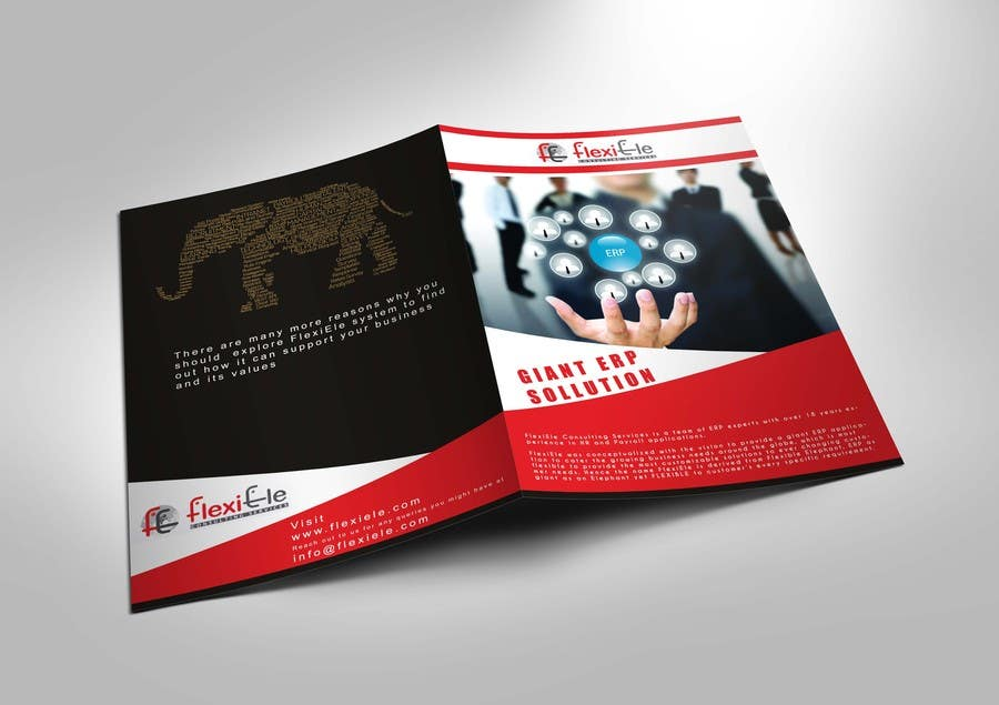 Entry  By Stylishwork For Design A Brochure For Our Hr Software