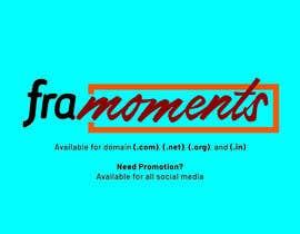 #76 untuk Need a name for a new ecommerce photo frame website oleh Yuuichirou69