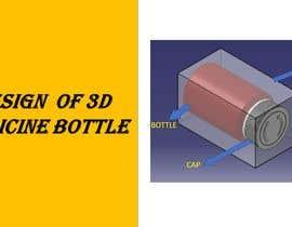 Nro 10 kilpailuun 3D MEDICINE BOX AND BOTTLE käyttäjältä Projectmate