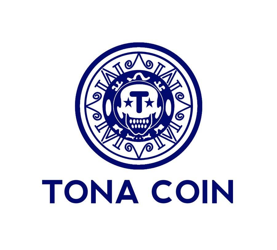 Kilpailutyö #108 kilpailussa New Cryptocurrency TONA Logo