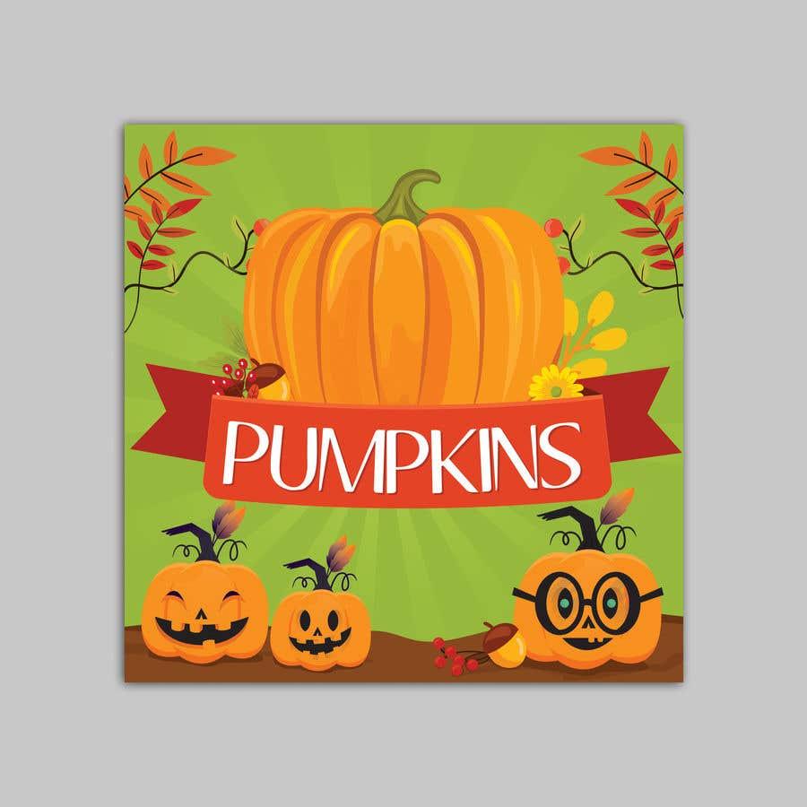 Konkurrenceindlæg #31 for Sign for Pumpkin stand