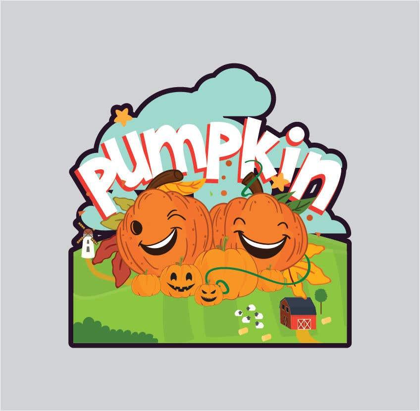 Konkurrenceindlæg #29 for Sign for Pumpkin stand