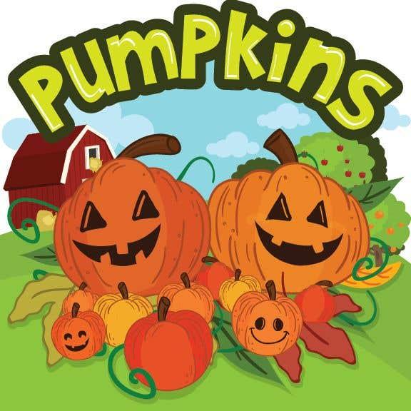 Konkurrenceindlæg #42 for Sign for Pumpkin stand