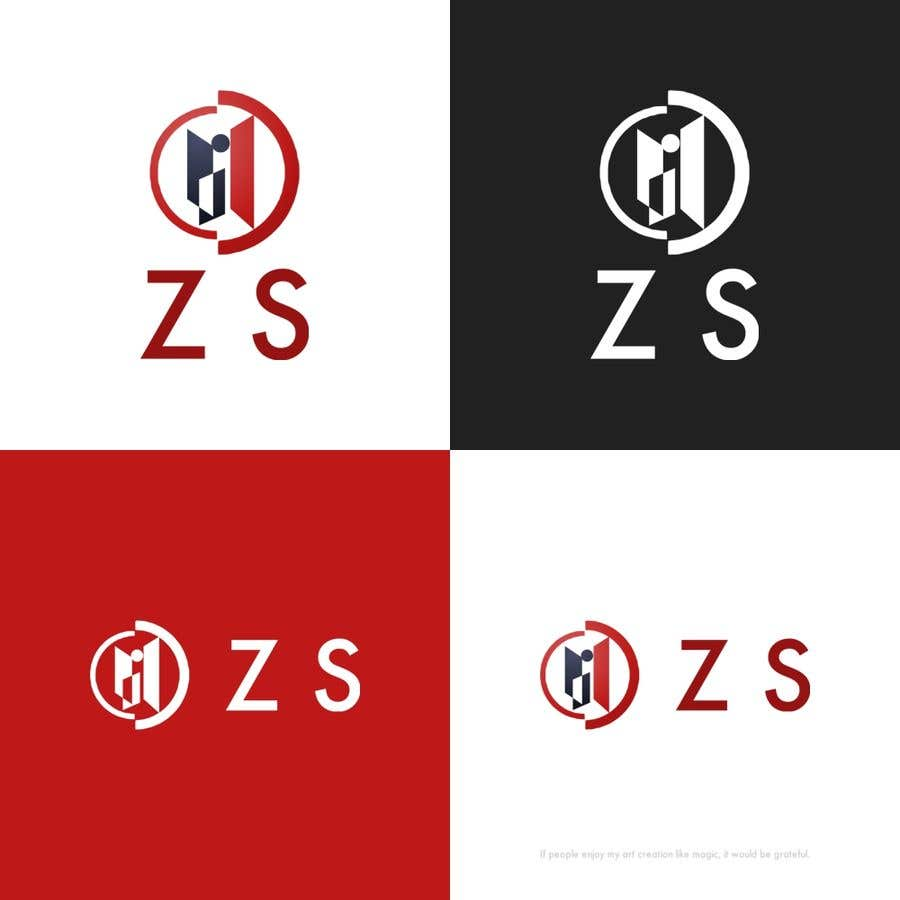 Konkurrenceindlæg #34 for I need a logo for a construction and building materials company, the initials are ZS.