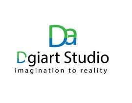 #46 untuk Redesign -  current logo DGIART oleh reamantutus4you
