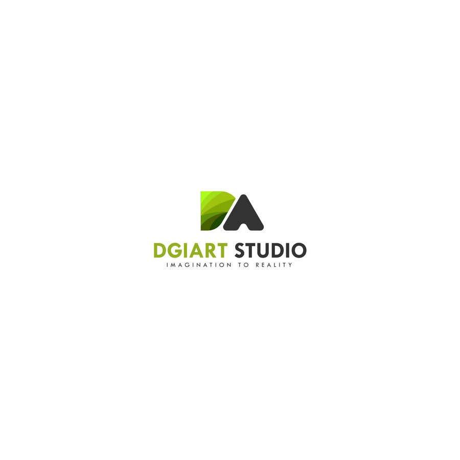 Penyertaan Peraduan #6 untuk Redesign -  current logo DGIART