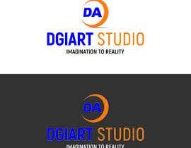 #53 untuk Redesign -  current logo DGIART oleh zile979
