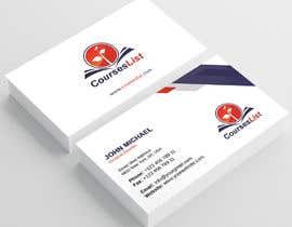 #837 untuk Business card design (both sides) oleh mdazad410