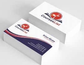 #864 untuk Business card design (both sides) oleh firozbogra212125