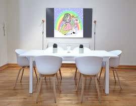 Akheruzzaman2222 tarafından Design a unicorn picture for nursery painting için no 147