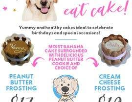 #50 for Cakes for dogs af sadiels