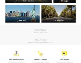 #36 untuk Website mokup design oleh akterfr