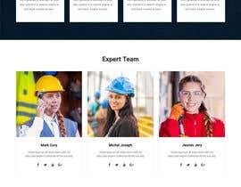 Nro 12 kilpailuun Website mokup design käyttäjältä hrtonmoy636
