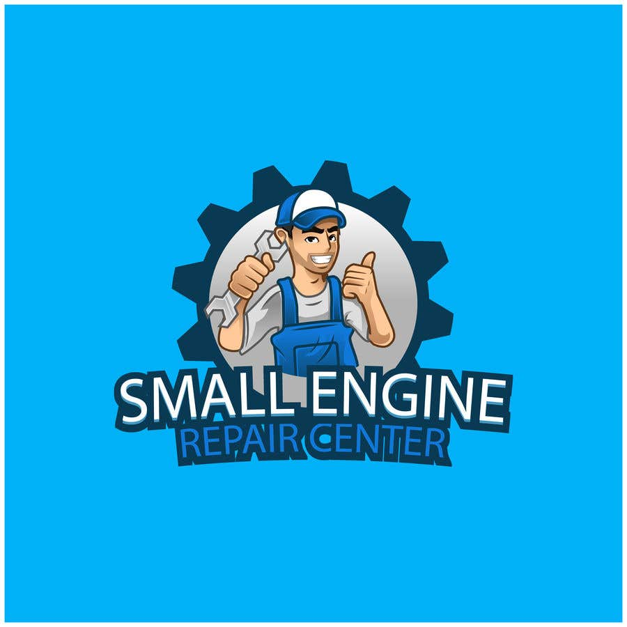"Contest Entry #60 for Branding for a ""Small Engine Repair Centre"""