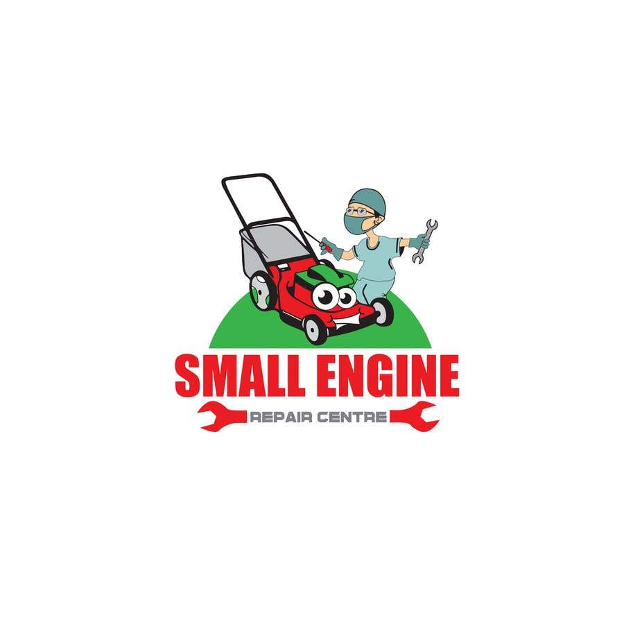 """Contest Entry #142 for Branding for a """"Small Engine Repair Centre"""""""