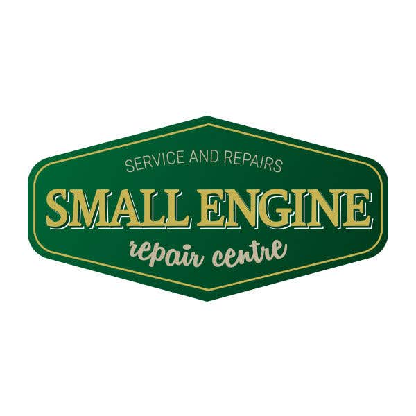 """Contest Entry #105 for Branding for a """"Small Engine Repair Centre"""""""