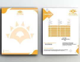 #8 cho Design a letterhead and invoice template bởi nowrinjahan4242