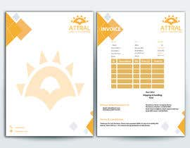 #9 for Design a letterhead and invoice template by nowrinjahan4242