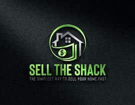 #194 para Sell The Shack Logo de vicky1009