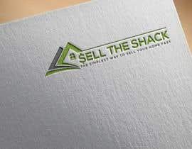 #118 para Sell The Shack Logo de creaMuna