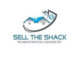 #240 para Sell The Shack Logo por momtazakter737
