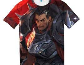 #13 para League of legends T Shirt de Douugie