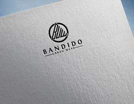 #9 for necesito ISOLOGO marca BANDIDO URBAN WEAR af shfiqurrahman160