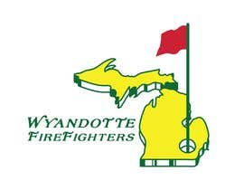 #20 for URGENT Need Design Made for Fire Department Golf Outing by Del4art