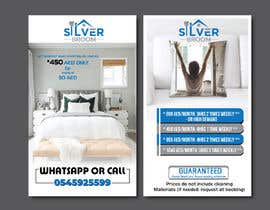 nº 72 pour Cleaning services - Flyer par saifulalamtxt