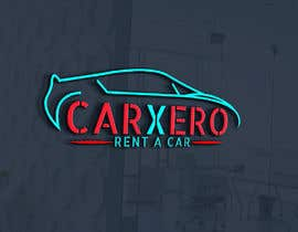 #48 for Design a logo of the brand 'CarXero' with definition as 'Rent a Car' by Onifayaz365