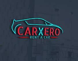 Nro 48 kilpailuun Design a logo of the brand 'CarXero' with definition as 'Rent a Car' käyttäjältä Onifayaz365