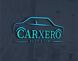 #49 for Design a logo of the brand 'CarXero' with definition as 'Rent a Car' by Onifayaz365
