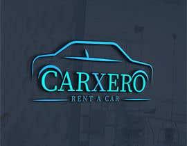 Nro 49 kilpailuun Design a logo of the brand 'CarXero' with definition as 'Rent a Car' käyttäjältä Onifayaz365