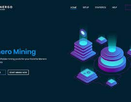 #13 for Build a Monero mining pool mockup (Angular or Vue) by monmohon