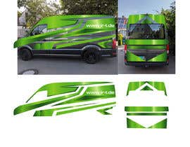 #43 for Vehicle Wrapping design for Transporter by khaldiyahya