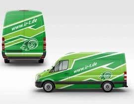 #52 for Vehicle Wrapping design for Transporter by firmanall