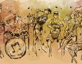 #29 cho Draw me a picture of a generic band bởi LeeCharlie