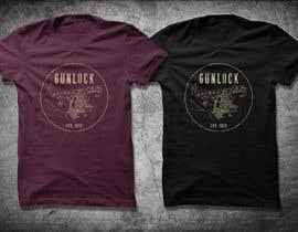 #238 para T shirt design por erwinubaldo87