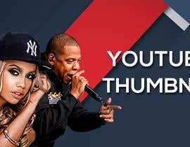 #9 untuk Thumbnail Creator Needed Viral Hip-Hop YouTube Channel oleh pajibor1