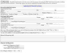 #19 for URGENT Need financial aid form created PDF by azim01715