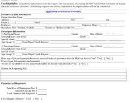 #19 for URGENT Need financial aid form created PDF af azim01715