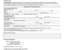 #20 for URGENT Need financial aid form created PDF by shamim111sl