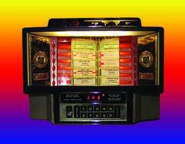 #3 untuk Design retro jukebox User Interface (high res png file) oleh eliasuddin38652