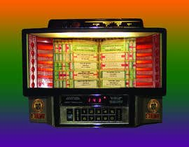 #4 untuk Design retro jukebox User Interface (high res png file) oleh eliasuddin38652
