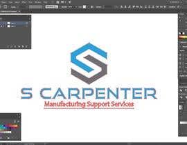 #38 para I need this logo re hatched with the lowest row of text removed and a new row added saying  Manufacturing Support Services.       Will need it supplied on all formats por fiq5a69f88015841